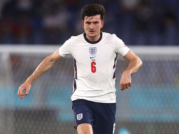 Bek timnas Inggris, Harry Maguire.