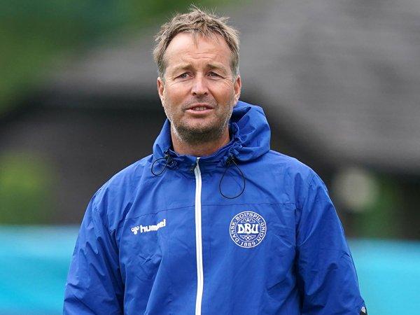 Pelatih timnas Denmark, Kasper Hjulmand.