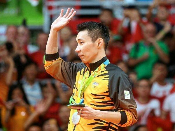 Lee Chong Wei Jalankan Tugas Chef de Mission Olimpiade Malaysia Dari Rumah