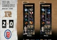 LPL Summer Split 2021: Kalahkan LGD Gaming, RNG Raih Kemenangan Kedua