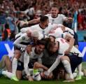Hadiah Penalti Bantu Inggris Melenggang ke Final Piala Eropa 2020