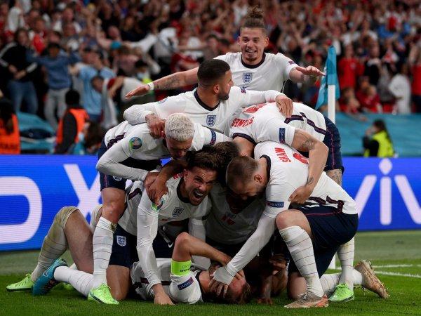 Inggris lolos ke final berkat hadiah penalti.