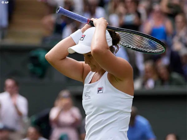 Ashleigh Barty satu langkah lebih dekat dengan gelar Wimbledon 2021