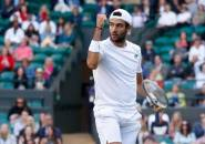 Hasil Wimbledon: Melangkah Ke Semifinal, Matteo Berrettini Torehkan Sejarah