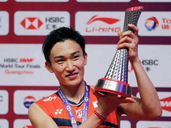 Karir Akan Tamat Akibat Kecelakaan, Kento Momota Yakin Bawa Emas Olimpiade