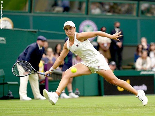 Jelang Hadapi Angelique Kerber, Ashleigh Barty dapatkan suntikan motivasi dari kekalahan ini
