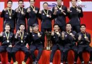 Mantap! Tim Bulutangkis Indonesia Siap Hadapi Olimpiade Tokyo
