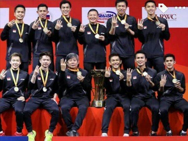 Rionny Mainaky Pastikan Tim Indonesia Siap Hadapi Olimpiade Tokyo