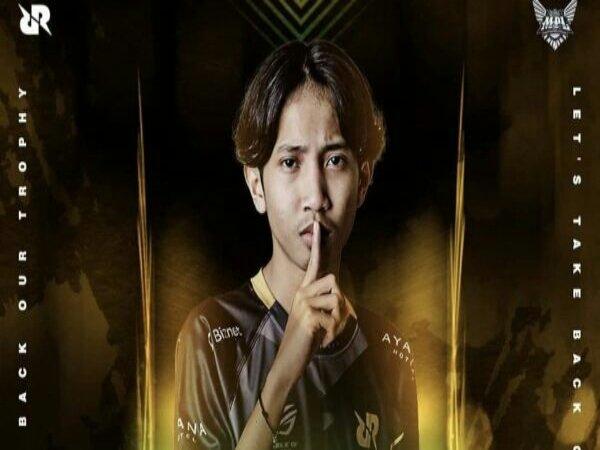 RRQ Hoshi Resmi Umumkan Clay Sebagai Pemain Baru untuk MPL ID Season 8