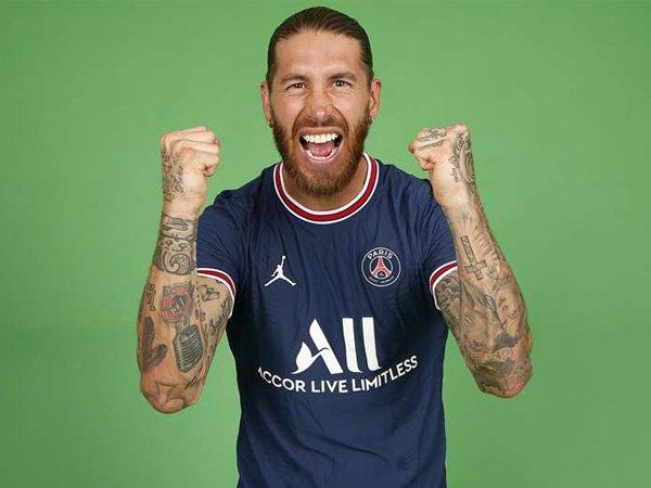 Bek anyar Paris Saint-Germain, Sergio Ramos.