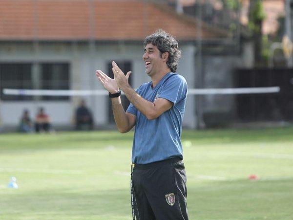 Pelatih Bali United, Stefano Cugurra Teco jagokan Brasil di final Copa America