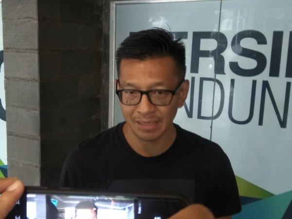 Direktur Persib, Teddy Tjahjono