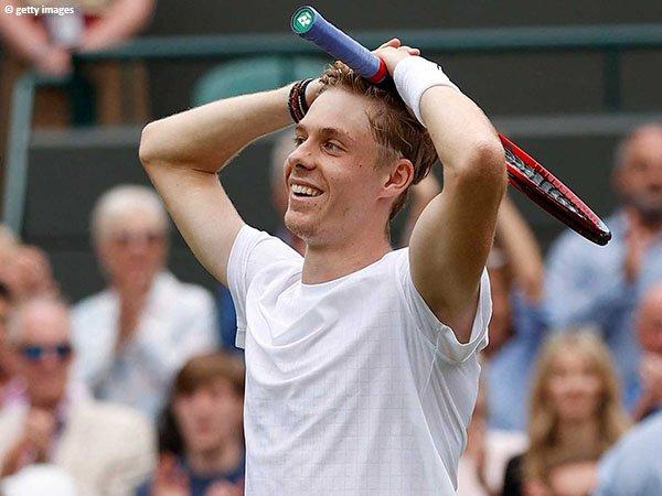 Denis Shapovalov siap bersaing demi satu tempat di final Wimbledon 2021