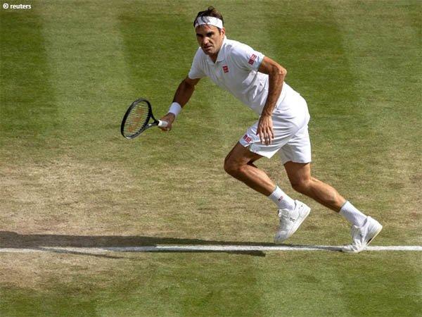 Roger Federer pernah berlatih tenis dengan Pangeran George
