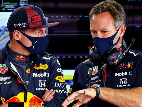 Red Bull, Max Verstappen, Christian Horner
