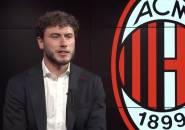 Calabria Ungkap Kebahagiaannya Usai Perpanjang Kontrak Bersama AC Milan