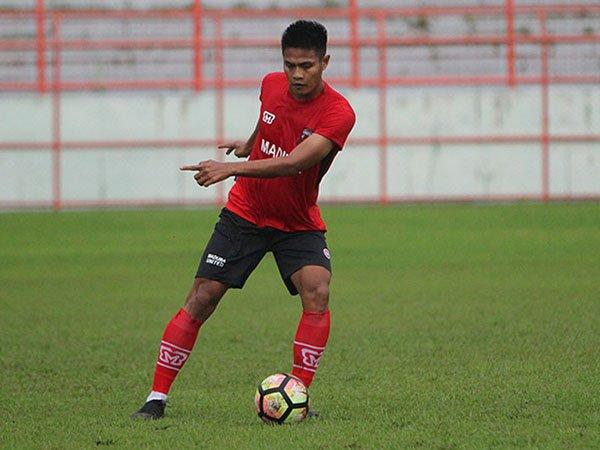 Kapten tim Madura United, Fachruddin W Aryanto