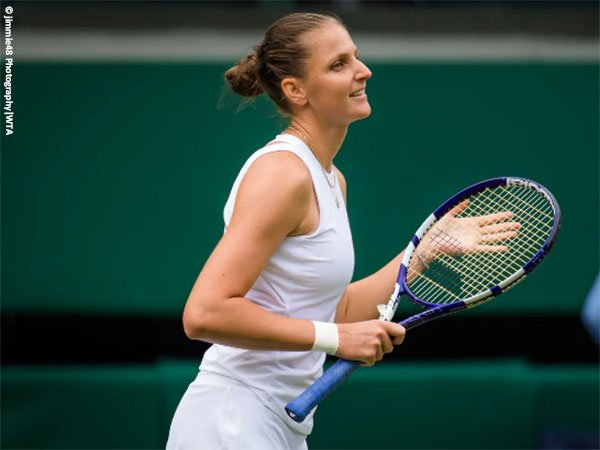 Karolina Pliskova lolos ke final Wimbledon pertama dalam kariernya