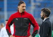 Kabar Positif! Zlatan Ibrahimovic Tak Lagi Rasakan Sakit Pada Lututnya