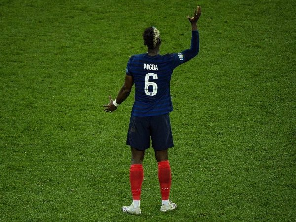 Manchester United pasang harga 50 juta pound untuk incaran PSG, Paul Pogba