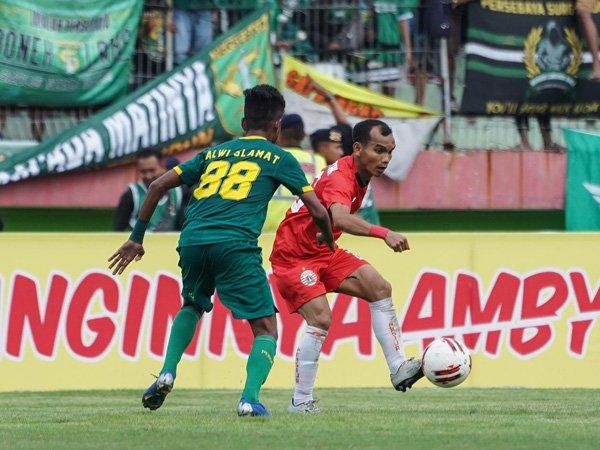 Winger Persija Jakarta, Riko Simanjuntak