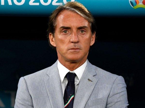 Roberto Mancini sebut Inggris tembus final secara pantas.
