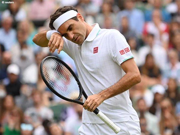 Roger Federer diragukan berpartisipasi di Olimpiade 2021