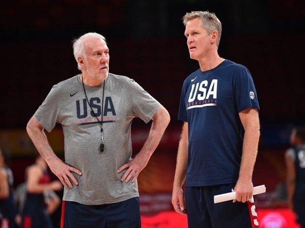 Steve Kerr bakal menimba ilmu ketika jadi assisten pelatih Gregg Popovich.