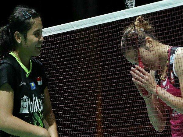 Undian Tunggal Putri Olimpiade Tokyo, Gregoria Mariska ...