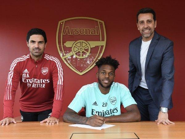 Nuno Tavares bergabung dengan Arsenal
