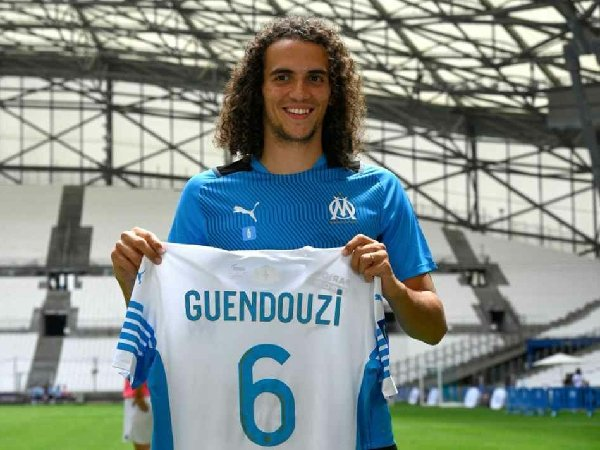 Matteo Guendouzi dipinjamkan oleh Arsenal ke Marseille