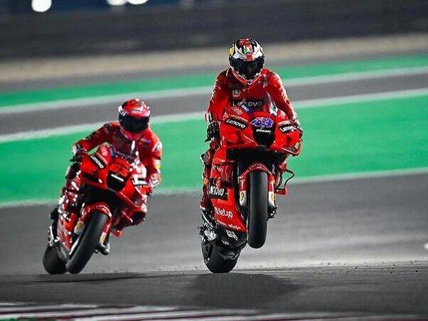 Bos Ducati yakin dua pebalap pabrikannya bisa bersinar di paruh kedua.