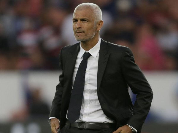 Eks bintang Juventus, Fabrizio Ravanelli.