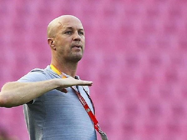 Direktur Olahraga Barcelona, Jordi Cruyff.