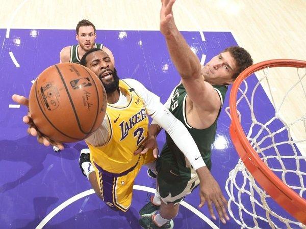 Andre Drummond antusias jika harus perpanjang kontrak bersama Lakers.