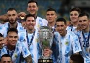 Di Maria: Messi Ucapkan Terima Kasih karena Wujudkan Mimpinya