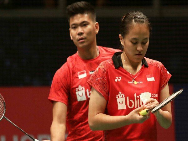 Ganda Campuran Indonesia Optimistis Lewati Fase Grup Olimpiade Tokyo
