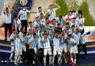 Gol Di Maria Bawa Argentina Kalahkan Brasil di Final Copa America 2021