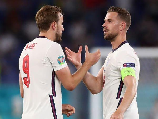 Kane Merasa Terbantu dengan Hadirnya Sosok Henderson di Timnas Inggris