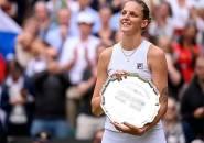 Karolina Pliskova Pulang Dengan Kepala Tegak Usai Kekalahan Di Wimbledon