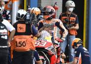 Marc Marquez Akui Tak Targetkan Kemenangan di Sisa Musim 2021
