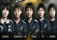 Menang 3-1 atas EHOME, Tim Mega Bintang Elephant Lolos ke TI10