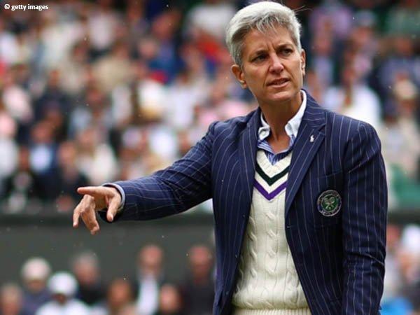 Wasit ini akan pimpin final Wimbledon nomor tunggal putra 2021