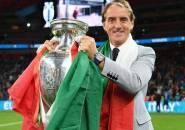 Bahagianya Roberto Mancini Usai Bawa Italia Juara Piala Eropa