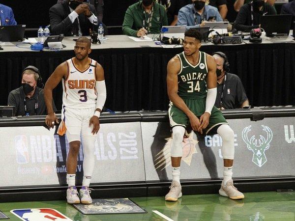 Chris Paul tegaskan Suns harus benahi pertahanan untuk game 4.