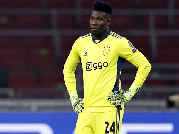 Kiper Ajax Amsterdam, Andre Onana.