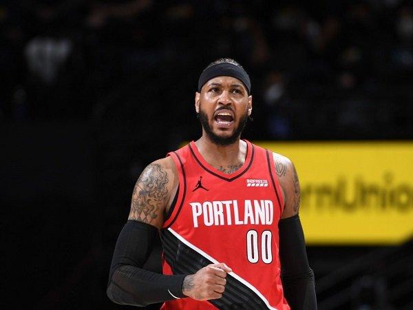 Golden State Warriors berminat rekrut Carmelo Anthony.
