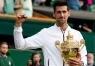 Hasil Wimbledon: Novak Djokovic Tembus Gelar Grand Slam Ke-20