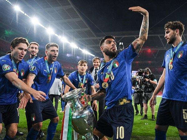 Italia dan Argentina bisa dipertemukan setelah menjadi juara Piala Eropa dan Copa America.