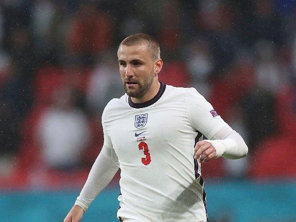 Jose Mourinho puji performa Luke Shaw bersama Timnas Inggris